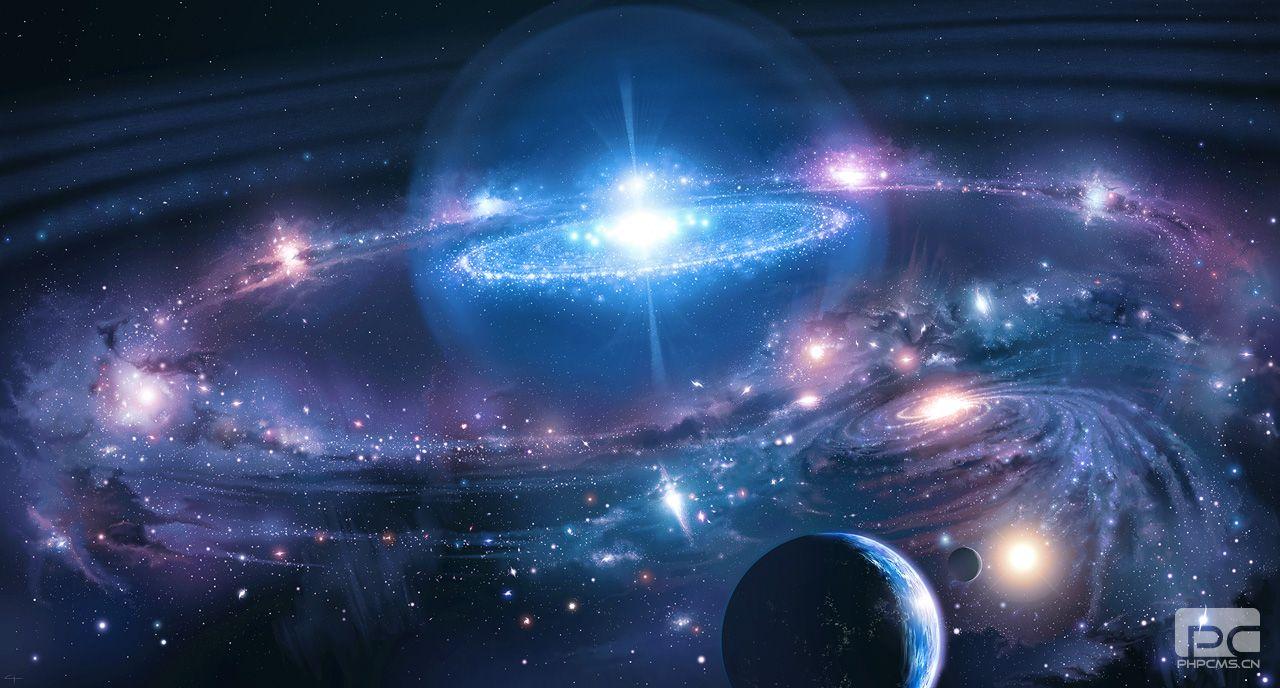问宇宙,几多迷,你的边界在哪里   起初你从何处来?戴着面纱太神秘   宇宙社会大家庭,星星星团和星系   墨守成规永恒动,古今中外苦探觅   星系就有十多亿,或说膨胀说聚集   宇宙时空本无限,百亿光年无边际   地外生命可能有,要想找到暂无期   研究探索无止境,路漫漫其修远兮   宇宙是物质的,宇宙是无限的,宇宙是运动的,宇宙是永恒的。   传统的二元论观点,总是以截然相反的眼光、平面的思维方式看世界。如:阴阳、正负、上下、有无……,因而往往得出非此即彼的结论。所以