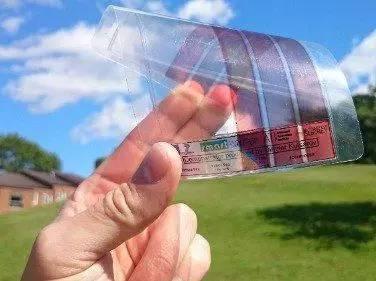 将这种材料覆盖于太阳能电池表面能够